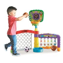 Little Tikes 3-in-1 Sports Zone Baby Toy, Infant Toy - $63.48