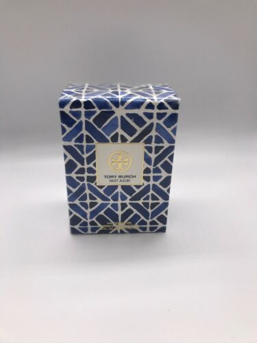 Primary image for TORY BURCH NUIT AZUR EAU DE PARFUM SPRAY 100 ML/3.4 FL.OZ. NIB Sealed