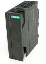SIEMENS 6ES7-321-7BH00-0AB0 INPUT MODULE 6ES73217BH000AB0, 24VDC 0.65A