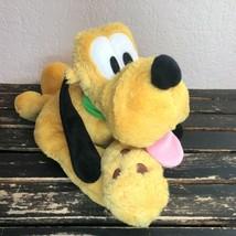 Disney Store Pluto Plush Toy Figure Game Stuffed Animal Doll Teddy Bear ... - $17.99