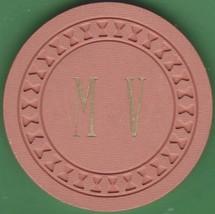 $10 Casino Chip. MV, chip of unknown origin. B69. - $5.95