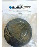 "NEW Blaupunkt 7606500145001 Black 6.5"" Metal Mesh Grille Speaker Cover Pair - $17.00"