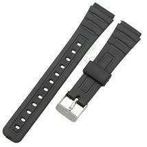 Uhr Ersatzarmband Gürtel Gummi Armbänder für CASIO Uhrenarmband Zubehör - $5.56+