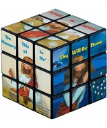 Jesus Loves Me Puzzle Cube for Kids, 2 1/2 Inch - $13.85