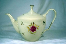 Lenox Rhodora 1892 Tea Pot 4 Cup #P4714 - $277.19