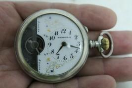 Vintage pocket watch chronometer Hebdomas - $319.87