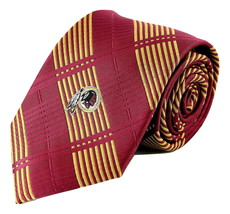 Washington Redskins Mens Necktie NFL Football Red Plaid Neck Tie Sports ... - €29,04 EUR