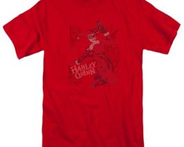 Harley Quinn DC Comics Supervillain The Joker Gotham City Graphic t-shirt BM2358 image 2
