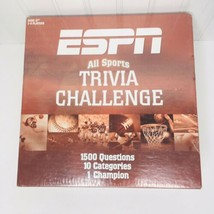 ESPN All Sports Trivia Challenge Game Board USAopoly New And Sealed - $22.20