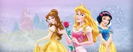 "Disney Princess Royal Shimmer 12"" Dolls- Set of 3 - NIB- FREE SHIPPING - $39.95"