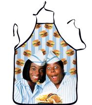 The Burgers designed sleeveless apron - $25.00