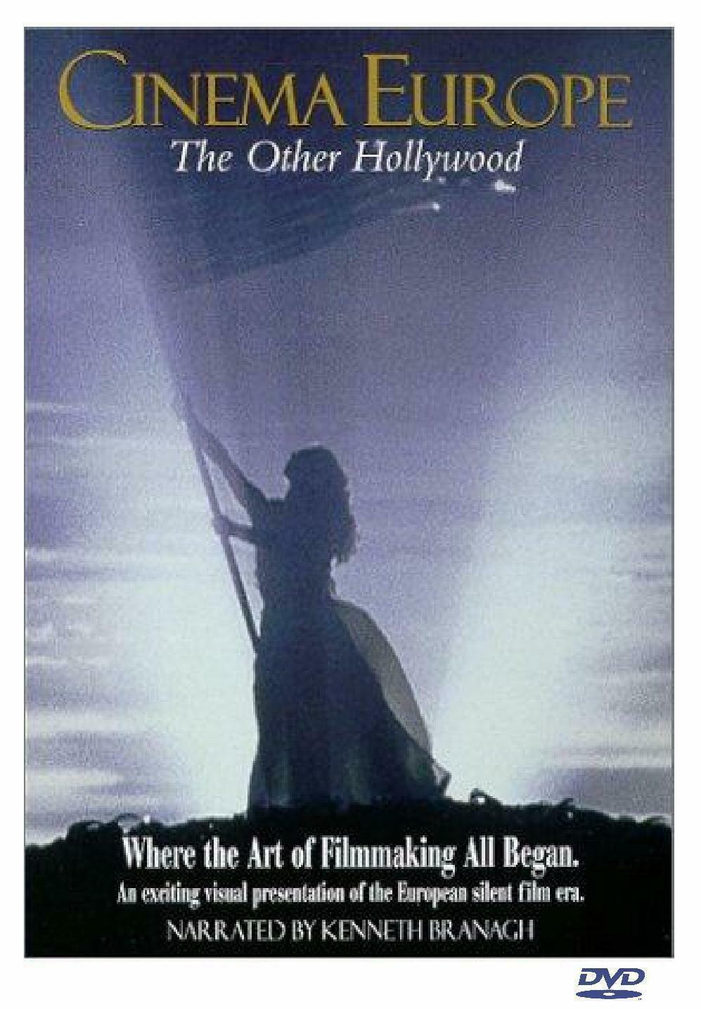 Cinema Europe: The Other Hollywood 1995 - Kenneth Branagh - DOUBLE ALL REG DVD