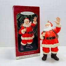 Hallmark Keepsake Ornament Merry Olde Santa 1999 - $8.60