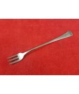Cocktail Fork Wyndham aka Distinction Oneida USA Stainless Flatware Silv... - $4.94