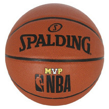 "Spalding NBA MVP Brick All Surface Basketball Game Ball Size 7 / 29.5"" 7... - $49.99"