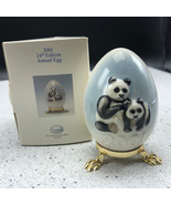 2001 GOEBEL ANNUAL EASTER EGG West Germany 24th edition figurine 102745 ... - $29.65