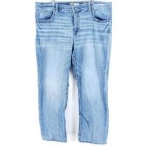 BKE Seth Straight Leg Jeans Men's Sz 44L Medium Wash - $34.91
