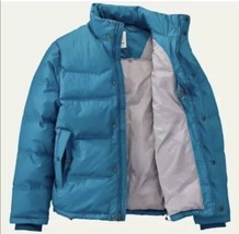 NWT Timberland Men's Earthkeepers Goose Eye Mountain Down Jacket Warm Co... - $108.90