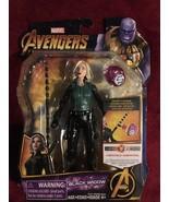 Marvel Avengers: Infinity War Black Widow with Infinity Stone. NEW - $15.56