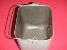 Pan for Red Star Bread Maker Model KBM-12 (#2) image 9