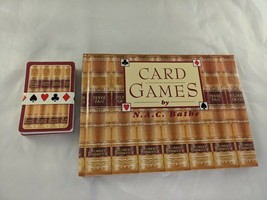Card Games by NAC Bathe Book Cards Lot - $5.95