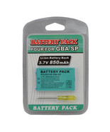4X 850mAh 3.7V Rechargeable Battery Pack For Nintendo GBA Gameboy Advanc... - $21.73