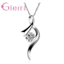 925 Sterling Silver Chain Jewelry Free Shipping New Arrival Europe Style Women G - $9.76