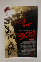 Frank Miller Signed Autographed '300' Glossy 11x17 Movie Poster - COA Ma... - $199.99