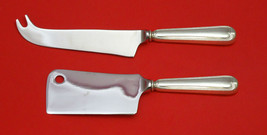 Fiddle Thread by Frank Smith Sterling Silver Cheese Serving Set 2pc HHWS  Custom - $135.95