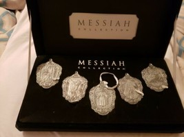 Messiah Collection Medal Ornaments - $13.85