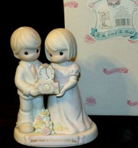 Precious Moments To Have and To Hold 163791 AA-191980 Collectible image 1