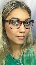 New Ray-Ban RB 5653 0956 52mm Brown Havana Women's Eyeglasses Frame  - $119.99