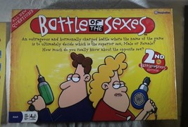 Battle of the Sexes 2nd Edition Board Game - $6.27