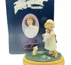 Jan Hagara figurine signature collection Heirloom tradition Mandy doll p... - $49.45