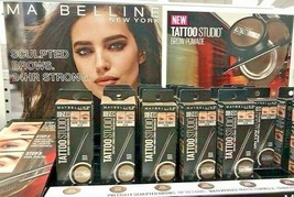 BUY 1 GET 1 AT 20% OFF Maybelline Tattoo Studio Brow Pomade Waterproof (... - $6.25+