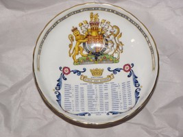 1977 Silver Jubilee Commemorative Compote Footed Bowl - £7.74 GBP