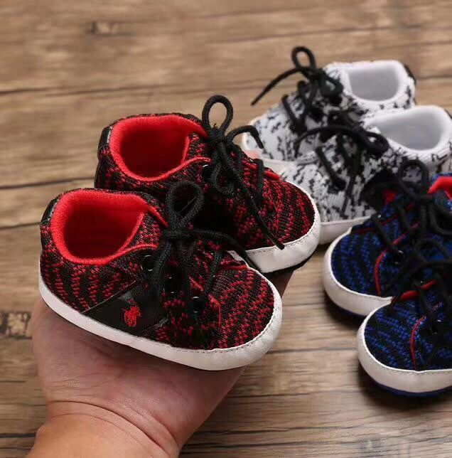 Soft Bottom 0-18 Months Baby Toddlers Shoes Fashion Walking Shoes #1112 image 9