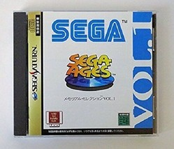 MEMORIAL SELECTION Vol.1 Sega Saturn Import JAPAN Video Game ss - $52.68