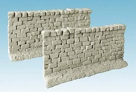 Spellcrow 28mm Scale Game Terrain Stone Walls (2)