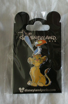 Disneyland Paris Pin Zazu Simba Lion King Disney DLP New Mint in Pack - $19.99