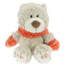 NICI Bear Sir Beartur Stuffed Animal Plush Toy Dangling 8 inches 20cm - $20.00
