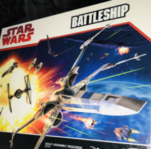 Star Wars Battleship - Disney - Hasbro Gaming - 2 Players - $19.99