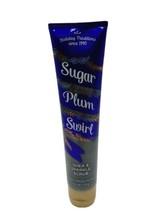 Bath & Body Works Sugar Plum Swirl Shea and Sparkle Scrub Limited Editio... - £9.02 GBP