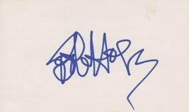 Bob Hope (d. 2003) Signed Autographed Vintage 3x5 Index Card - $29.99