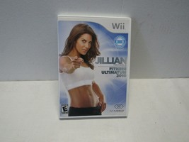 Jillian Michaels Fitness Ultimatum 2010 (Nintendo Wii, 2009) - $6.12