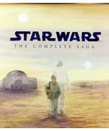 Star Wars: Complete Saga [9 Blu-ray Disc Box Set] - $42.95