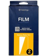 Caseology FILM Screen Protectors (2pk) for Samsung Galaxy Note 10+ - $7.91