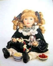 "Boyds Yesterdays Child ""Noel..Popcorn & Cranberries""- #4820- 12"" Doll- 2000 - $59.99"
