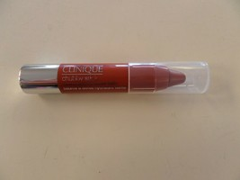 Clinique Chubby Stick Moisturizing Lip Colour Balm 04 MEGA MELON NEW - $12.74