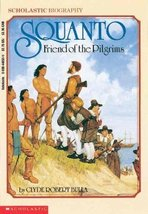Squanto, Friend Of The Pilgrims (Turtleback School & Library Binding Edi... - $5.00
